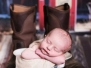 Aiden's Newborn Photo Shoot