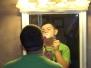 Donny Shaves!