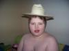 Zach in a Hat!